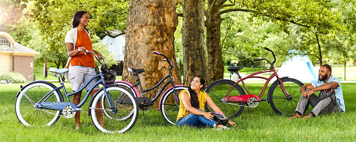 HUFFY - Live the Ride with Huffy bikes