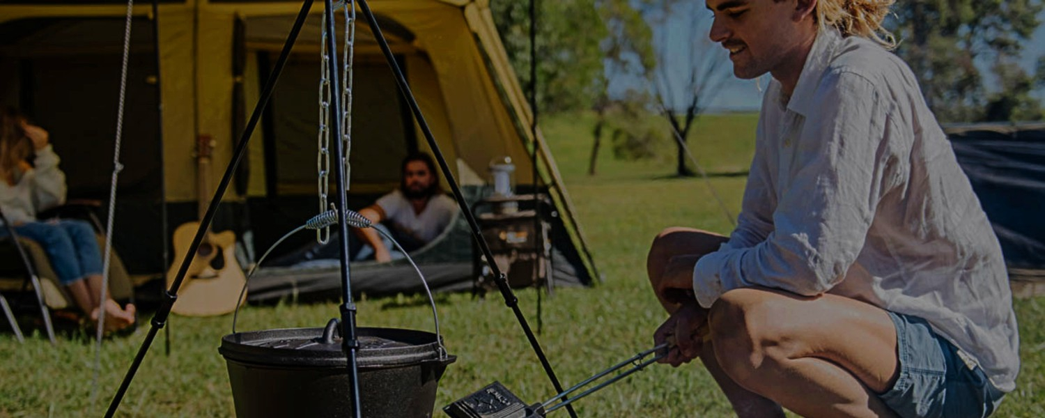 OZTRAIL - OUTDOOR & LEISURE PRODUCTS