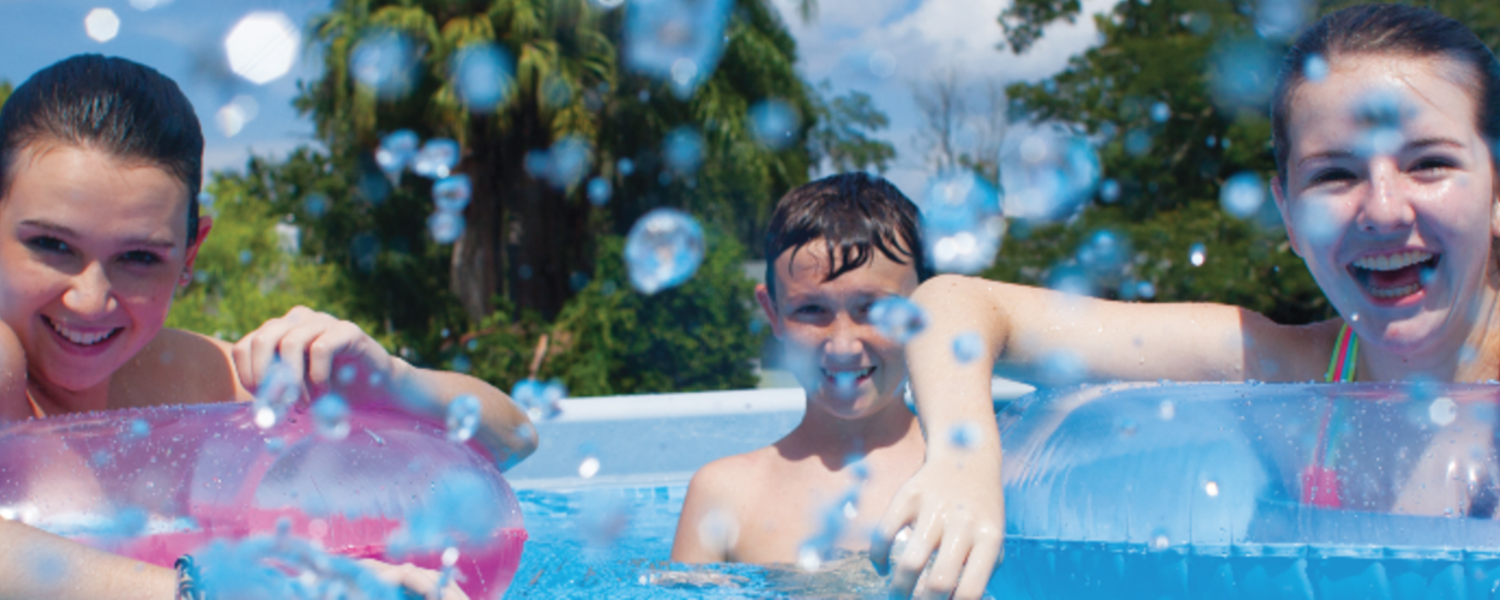 BESTWAY - FUN INFLATABLES FOR YOUR POOL