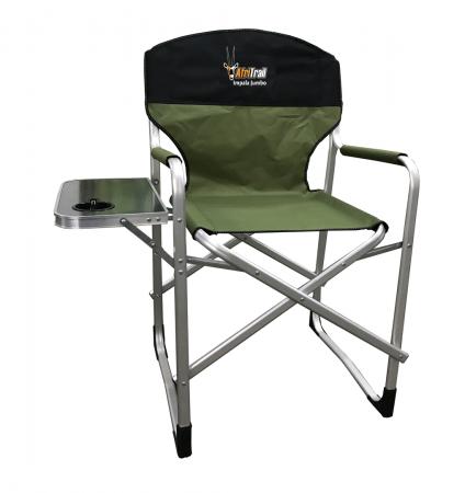 Impala Jumbo Directors Chair & Side Table 130kg