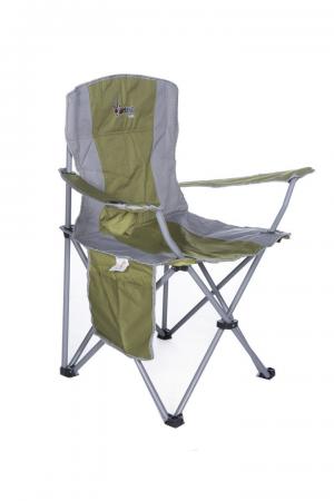 Kudu Padded Folding Chair 120kg Green Or Blue