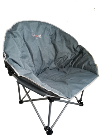 Moon Chair Large 120kg Updated Design Slate Blue