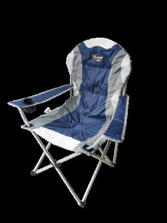 Roan Padded High Back Chair Blue 130kg