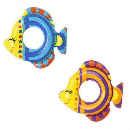 Friendly Fish Swim Ring 81 x 76cm