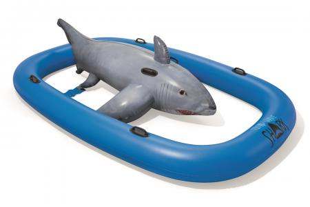 Bestway Tidal Wave Shark Ride 3.10m x 2.13m