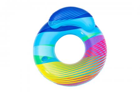 Swim Bright Led Swim Ring 1.18m x 1.17m