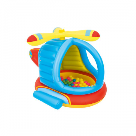 Helicopter Ball Pit 1.40m x 1.27m x 89cm