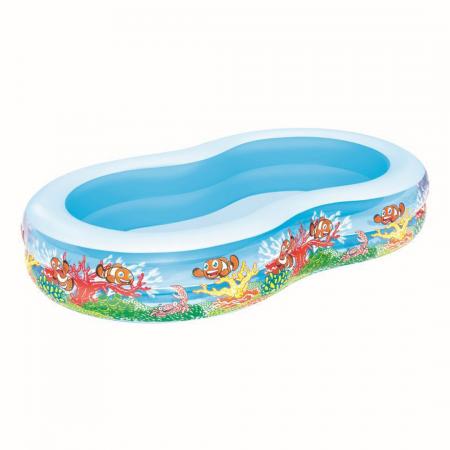 Lagoon Play Pool 544L 262 x 157 x 46cm