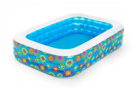 Happy Flora Kids Pool 702L 2.29m x 1.52m x 56cm