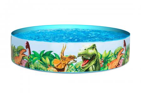 1.83m x H38cm Dinosaur Fill'N Fun 946 L