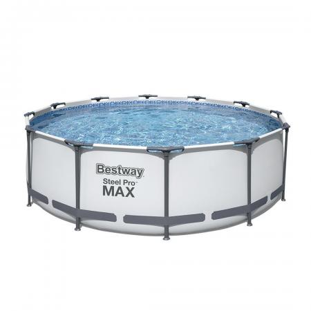 Steel Pro Max Frame Pool Set 9.150L 3.66m x 1.00m