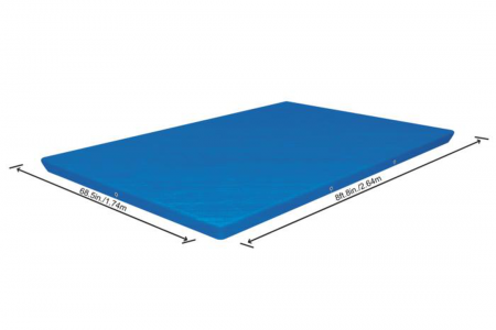 Pool Cover 2.59 x 1.70m