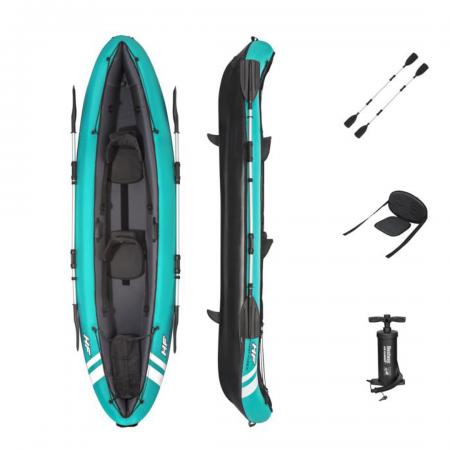 HydroForce 3.30m x 86cm Ventura Kayak (+ Paddles & Hand Pump)