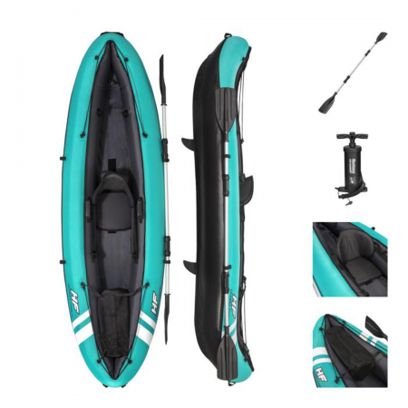 Ventura Kayak (+ Paddle & Hand Pump) 2.80m x 86cm