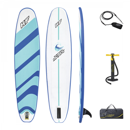 Compact Surf Board 8