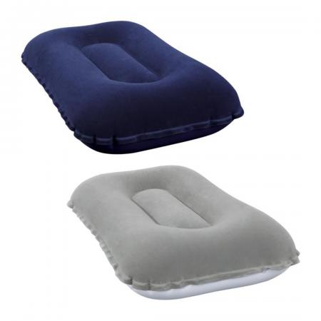Flocked Air Pillow 42cm x 26cm x 10cm