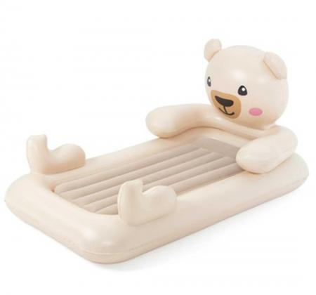 Dreamchaser Airbed Teddy Bear 1.88m x 1.09m x 89cm