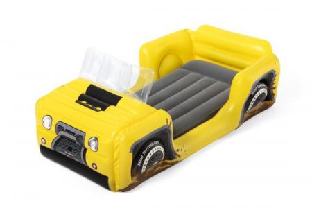 Dreamchaser Airbed 4x4 1.60m x 84cm x 62cm