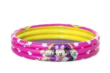 Minnie Mouse 3-Ring Pool 140L 1.22m x H25cm