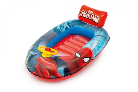 Spiderman Beach Boat 1.12m x 71cm