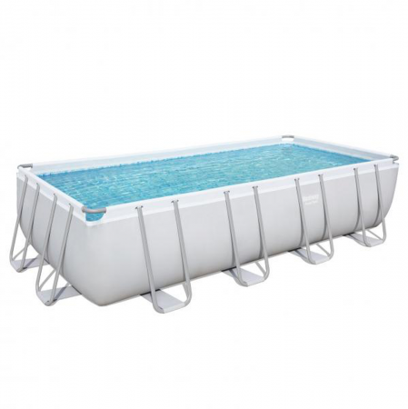 PVC Pool Cover (5.49m x 2.74m Rectangular Pool)