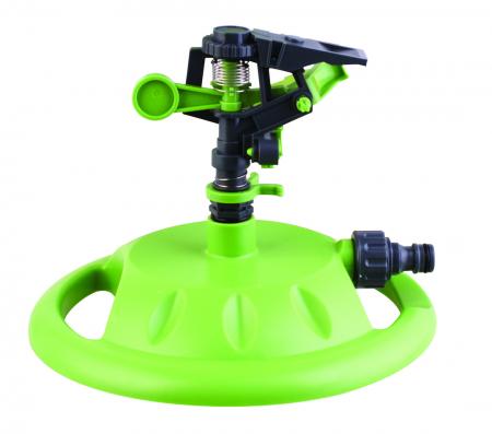 Sprinkler Impulse Plastic With Pt Base