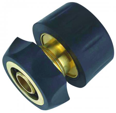 Hose Connector 3/4 Brass