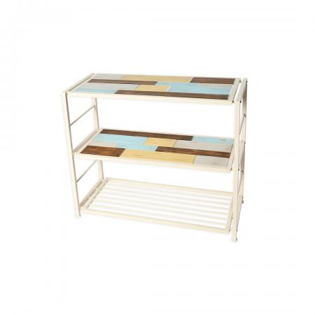 Florence 3-Layer Shelf