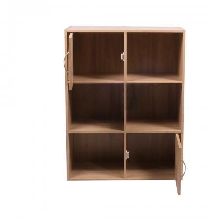 Sardina 6-Cube Shelf