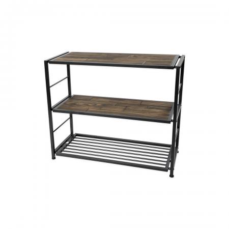 Tuscany 3-Layer Shelf