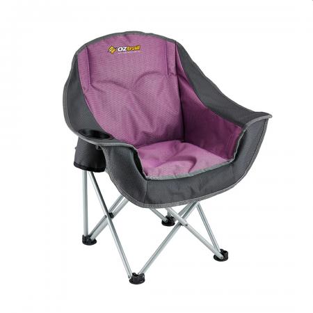 Moon Junior Chair Purple