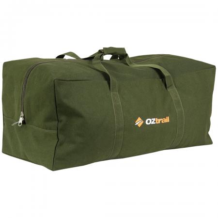 Canvas Large Duffle Bag 90L