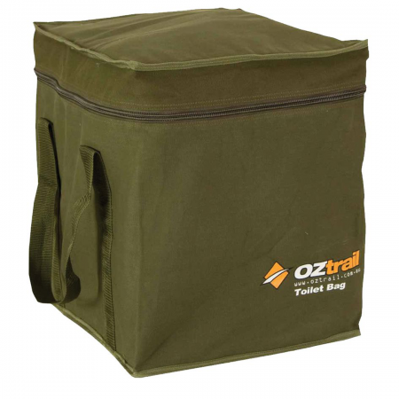 Canvas Portable Toilet Bag