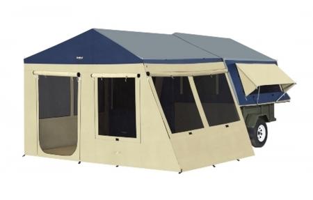 Sunroom & Floor Combo Kit To Suit Camper 6/7