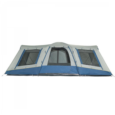 Family 10 Tent 4 Rooms