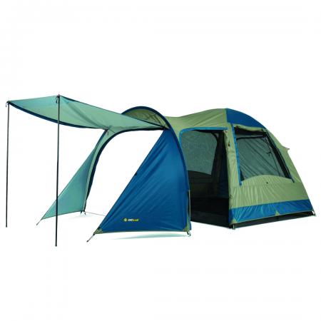 Tasman 4V Plus Tent Awning Poles Excluded