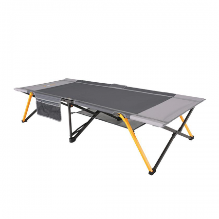 Stretcher Easy Fold Low Rise Single 150kg