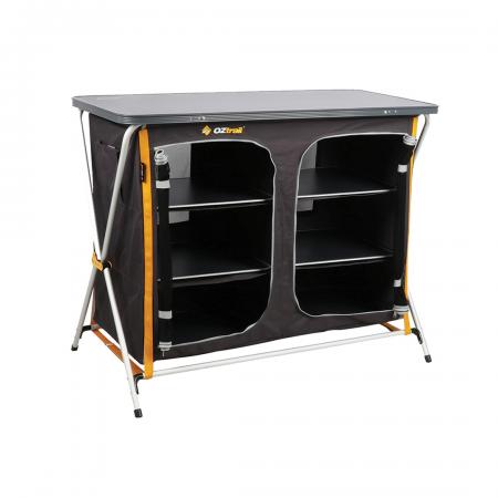 Double Deluxe Cupboard 3-Shelf