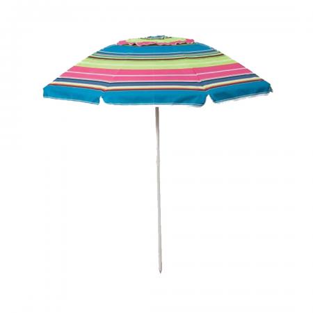 Sunshine 200cm Beach Umbrella Tilt With Vent