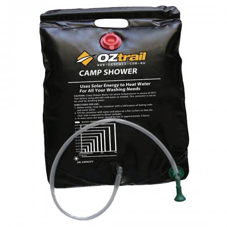 Pioneer Solar Shower