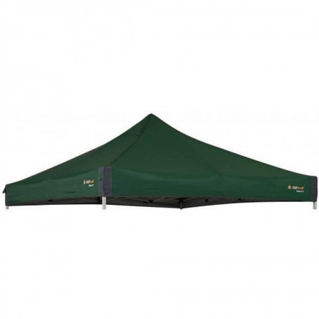 Canopy 3m 300D Polyester To Suit Deluxe Gazebo Green