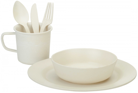Bamboo Hikers Dinner Set