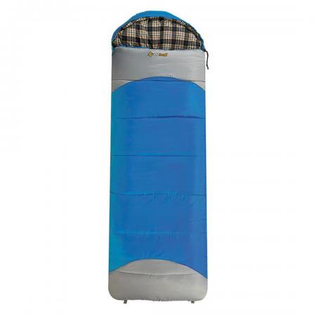 Alpine View Mega Hooded Sleeping Bag12°Celcius