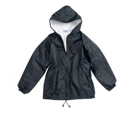 Boys Towelling Jacket/Elastic Sleeve