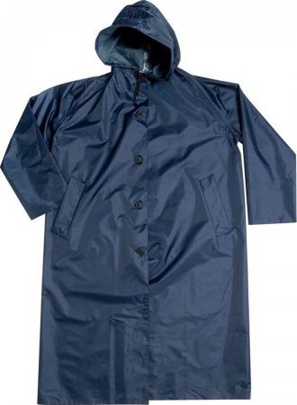 Ladies Nylon Taffeta Raincoat/Hood