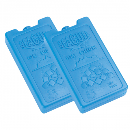 Solid Ice Brick Medium Twin Pack