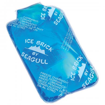 Ice Brick 200g Soft Clear Blue Gel