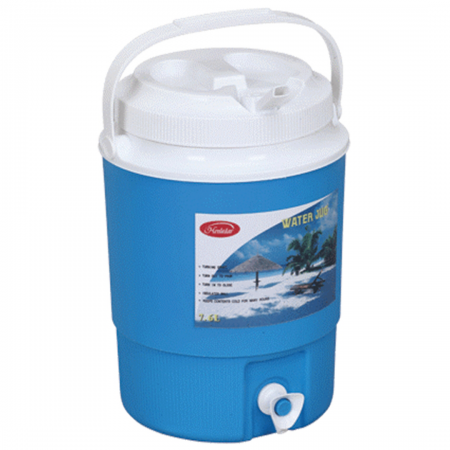 Thermal Jug with Spout and Tap 7.6L