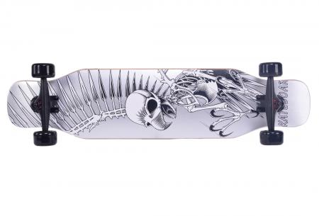 Skateboard Bird Skull 38