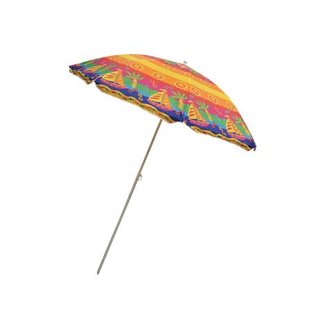 Beach Umbrella Polyester 180cm